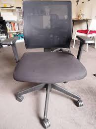 Gumtree Desk Melbourne New Black Mesh Fully Ergonomic Yarra Home Office Task Chairs