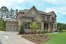 Exclusive Home Plans Exclusive New Homes In Webb Bridge Preserve Home South