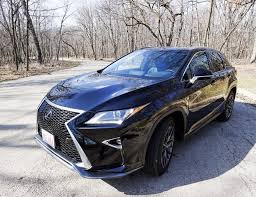 lexus jeep rx series review 2016 lexus rx 350 f sport awd 95 octane