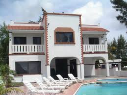 houses with 4 bedrooms four bedroom homes 5 casa colonial morelos beachfront