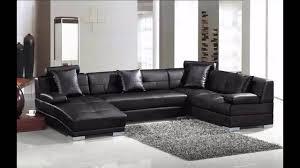 U Sectional Sofas by Amazing U Shaped Sofa 1 Divani Casa 3334 Modern Leather