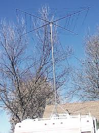 hf antenna for small backyard with no trees qrz forums