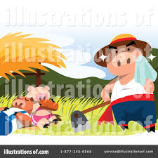 pigs clipart 89610 illustration mayawizard101