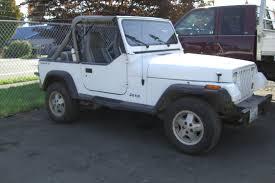 93 jeep wrangler 1993 jeep wrangler before olympic 4x4 supply