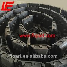daewoo 75v mini track shoe assy with rubber pad buy mini track