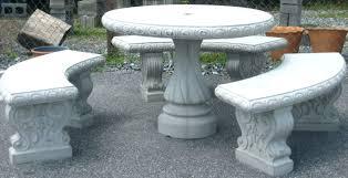 concrete garden furniture adelaide concrete garden bench seat
