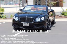 bentley continental gt car rental 2014 bentley continental gt v8 stock p040228 for sale near