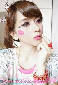 tutorial kiss korean hellosasyachi snsd seohyun kiss me baby g makeup tutorial