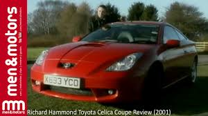 toyota coupe richard hammond toyota celica coupe review 2001 youtube