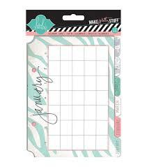 heidi swapp 5x7 calendar cards joann