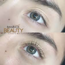 3 Month Eyelash Extensions Lash Lift Course Bangkok Beauty Academy No 1 Microblading In