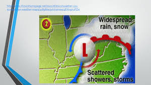Weather Map Symbols Warm Up Write 10 Things You Notice About The Weather Map Yc