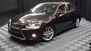 lexus ct200h 2008 2014 lexus ct200h walkaround lexus of wilmington p5464 youtube