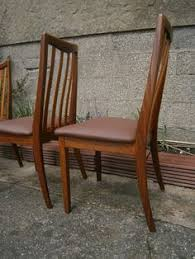 G Plan Dining Chair Restored Retro Mid Century G Plan Dining Chairs Fresco Real