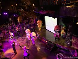 Hello Kitty Christmas Lights by Sanrio Puroland A Theme Park For Hello Kitty And Friends In Tokyo