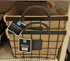 Home Decor With Burlap New Vintage Style Home Décor Collection At Target Driven By Decor