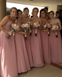 Dusty Rose Wedding Dress Best 25 Rose Bridesmaid Dresses Ideas On Pinterest Dusty Rose