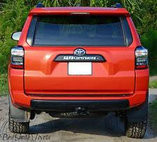 2003 toyota 4runner tail light rear car truck tail lights for toyota 4runner genuine oem ebay