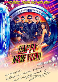 happy new years posters shah rukh khan surprised fans with personalised happy new year