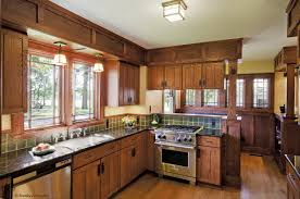 craftsman home interiors bungalow interiors kitchen house vintage hopkinton ma decoration