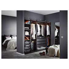 luxury ikea closet organizers design feat teak wooden modular