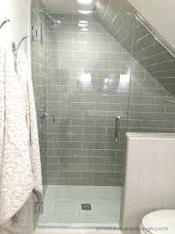 shower curtains slanted shower curtain rod bathroom ideas