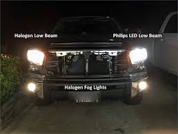 2016 toyota tundra fog light bulb 2016 toyota tundra philips h4 led headlight review 12953bwx2