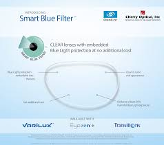 what is blue light filter cherry optical inc leads the way with smart blue filter technology