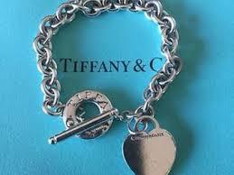 bracelet tiffany ebay images 57 popular tiffany necklaces return to tiffany heart tag toggle jpg