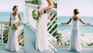 bahama wedding dress simple but wedding dress walk on the with a