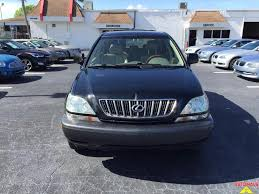 lexus tampa hours 2001 lexus rx 300 for sale in fort myers fl stock 222126