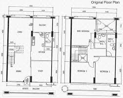 Maisonette Floor Plan 150 Mei Ling Street S 141150 Hdb Details Srx Property