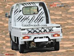 suzuki carry truck maruti suzuki looking to foray into lcv space with super carry
