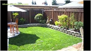 backyards compact cool landscape ideas for rectangular backyard