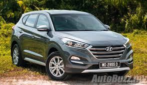 harga hyundai tucson malaysia hyundai tucson 1 6l turbo to arrive in malaysia in 2017