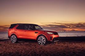 discovery land rover back 2017 land rover discovery takes center stage at los angeles auto show