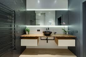 Lit Bathroom Mirror Backlit Bathroom Mirror Rectangle 48 X 28 In Mirror