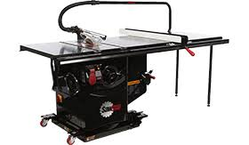 sawstop professional cabinet saw 1 75 hp sawstop professional cabinet saw 1 75hp review functionalities net