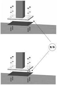 Pedestal Installation 1590 Opl Parcel Locker Installation Instructions