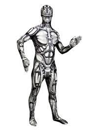 halloween morph costumes robot costumes