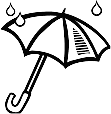 umbrella coloring pages for preschooler coloringstar