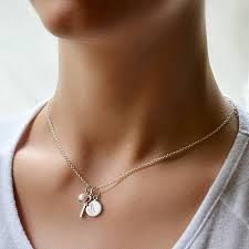 engravable necklace engravable sterling silver tag necklace by martha jackson