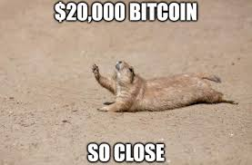 So Close Meme - 20 000 so close and yet so far steemit