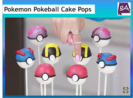 Nerdy Nummies Halloween Cakes Watch Nerdy Nummies Make Pokemon Pokeball Cake Pops U2013 Geek Alabama