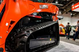 kubota unveils svl95 2s compact track loader with more powerful