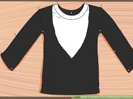 skellington costume how to create a skellington costume 14 steps with pictures