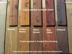 coffee brown wood defender fence stains and deck stains