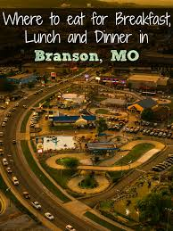 breakfast lunch and dinner in branson missouri we you