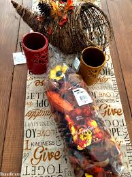 fall decorating on a budget with at home mommy octopus