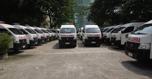 nissan philippines nissan philippines turns over urvan ambulances to doh motoph